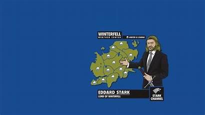 Thrones Stark Background Winterfell Ned Wallpapers Winter