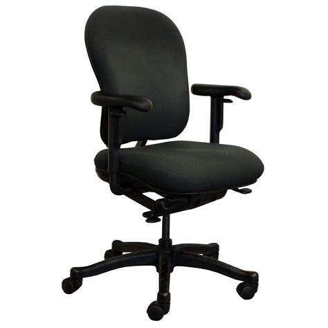 knoll rpm used ergonomic high back task chairs forest