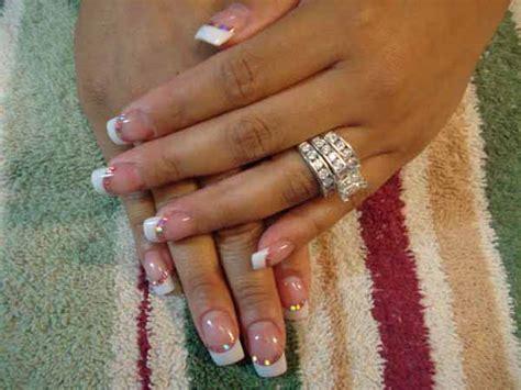 beautiful  appealing samples  acrylic nail designs