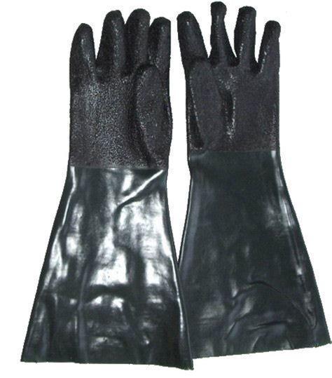 Sandblast Cabinet Gloves Ebay by Heavy Duty Sandblasting Gloves 6 Quot X 19 Quot Sandblaster Sand