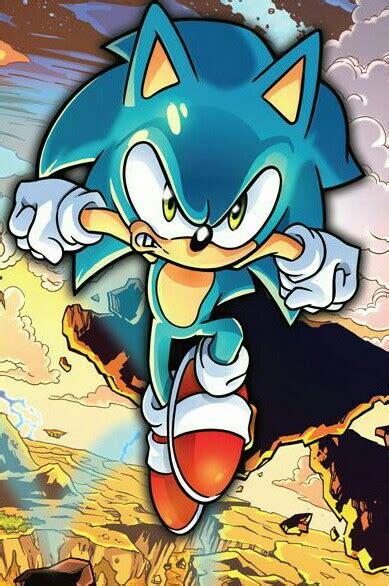 sonic  hedgehog prime zone post gw timeline comic