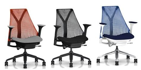 Herman Miller Sayl Chair by Sayl Chair From Herman Miller The Gadgeteer
