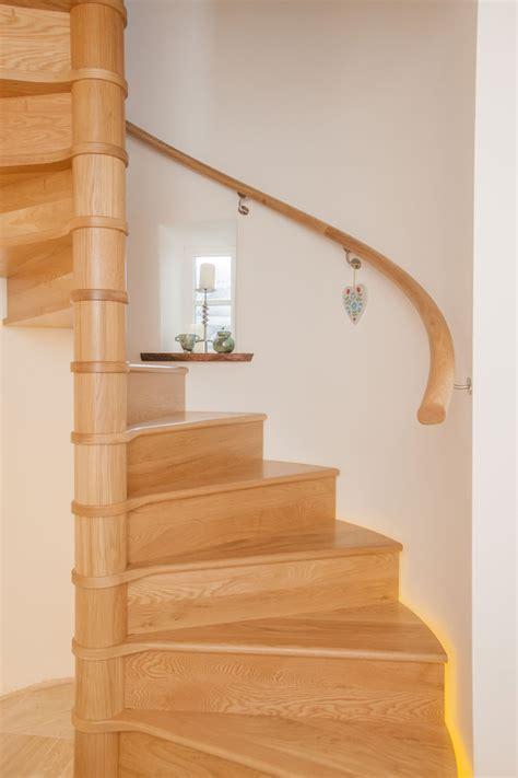 wooden spiral staircase timber spiral stairs uk haldane uk