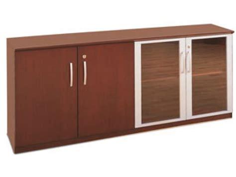 office storage credenza corsica veneer locking office storage credenza mcn 7219