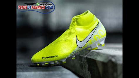Zapatos de futbol Nike Phantom VSN New Lights Pack - YouTube