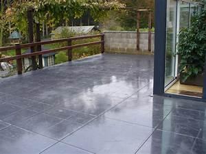 beton lisse pour terrasse 14 etablissement lambert With beton lisse pour terrasse