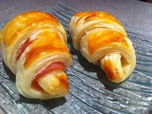 Mini Croissant Apéritif : recettes de croissants de chut je cuisine ~ Melissatoandfro.com Idées de Décoration