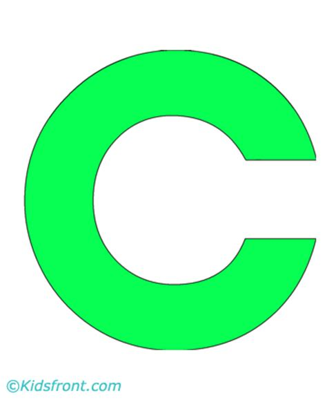 lowercase c clipart c lowercase alphabet coloring pages for to color and