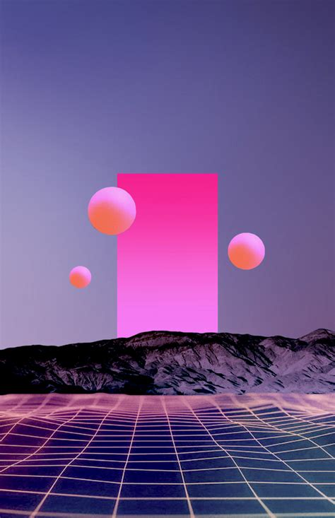 awesome vaporwave iphone hd