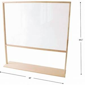 See, Through, Room, Divider, 48, U0026quot, W