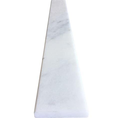threshold marble tile 6 x 36 threshold saddle white marble
