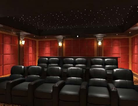 theaters with reclining chairs nyc home theaters hte home technology experts luxury