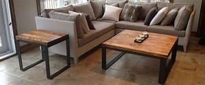 Meuble Bois Acier : meuble bois m tal meuble style industriel fabricant ~ Melissatoandfro.com Idées de Décoration