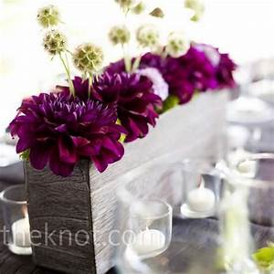 Simple Wedding Centerpieces | Room 4 Interiors