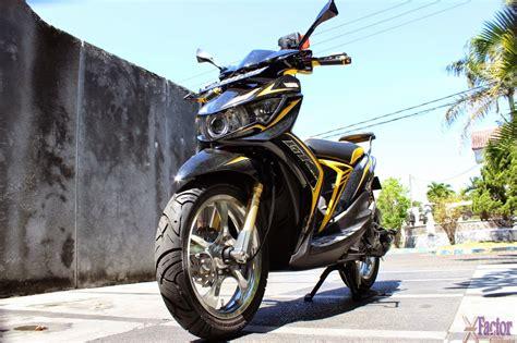 Motor Drag Mio Sporty by Modifikasi Motor Mio Sporty Drag Thecitycyclist