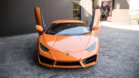 Local Lamborghini Huracán Given Proper Lambo Scissor Doors