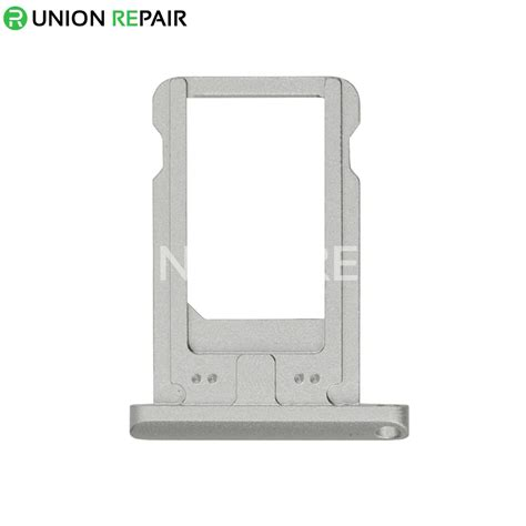 replacement  ipad air  sim card tray silver