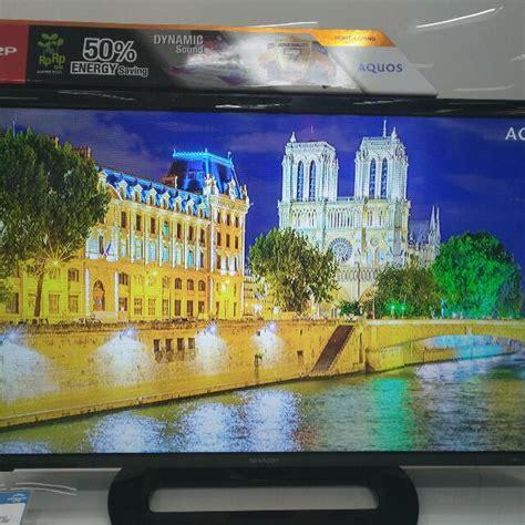 Harga Tv Merk Sharp 32 Inch harga tv sharp 32 inch daftar harga elektronik terbaru