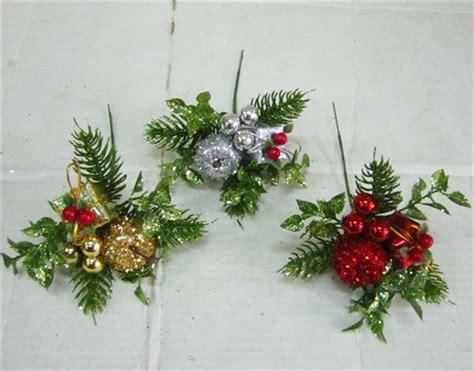christmas christmas artificial christmas picks