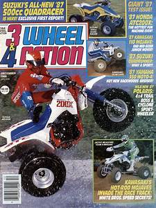 3 Wheeler World Presents  First Test 87 Honda 200x