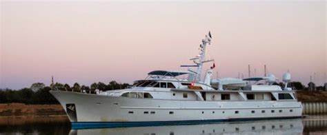 [Stanley Hubbard]: his Amazing US$ 10,000,000 Yacht Mimi