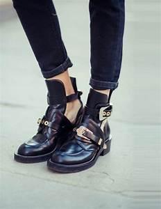 Tendance Chaussures Automne Hiver 2016 : chaussure tendance femme hiver 2016 ~ Melissatoandfro.com Idées de Décoration