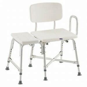 invacare  bariatric transfer bench bath shower seat ebay