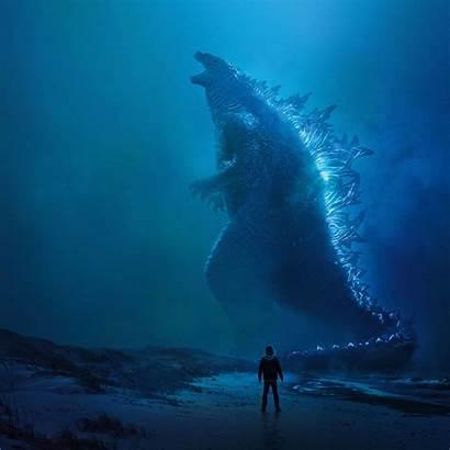 Godzilla King Monsters 8k Poster Wallpapers 4k