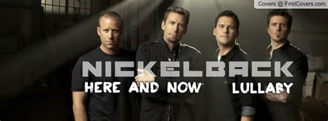 Nickelback-lullaby Facebook Profile Cover #404489