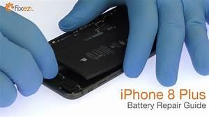 Iphone 8 Plus Battery Repair Guide - Fixez Com