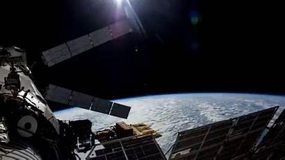 Space Station International Earth Fly Eastern Nasa