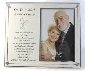 60 wedding anniversary wedding anniversary gifts ideas for 60th wedding anniversary gifts for parents