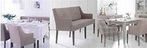 Wandschutz Für Stühle : esszimmer bank und st hle my blog ~ Michelbontemps.com Haus und Dekorationen