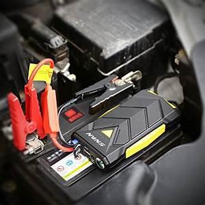Booster De Batterie Voiture : snan booster de d marrage de voiture 12000mah chargeur ~ Dailycaller-alerts.com Idées de Décoration