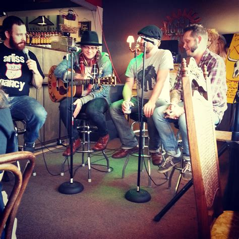 two cow garage 51 two cow garage live and acoustic taping at