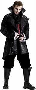 Halloween Kostüm Vampir : elegant vampire adult halloween costume for men adult ~ Lizthompson.info Haus und Dekorationen