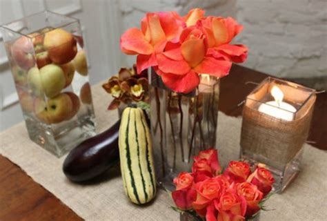 modern thanksgiving centerpieces 25 thanksgiving centerpieces ideas and diy decorations love ambie