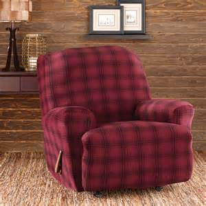 Recliner Sofa Slipcovers Walmart by Purchase The Sure Fit Recliner Slipcover For Less At