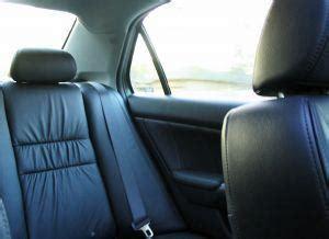 comment nettoyer siege cuir voiture comment nettoyer ceintures de sécurité dans une voiture