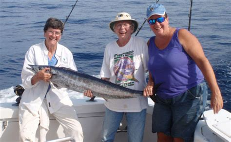 Charter Fishing Boat Outer Banks Nc by Outer Banks Near Shore Inshore And Deep Sea Offshore Charters