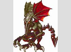 Ridley The Metroid's Lair