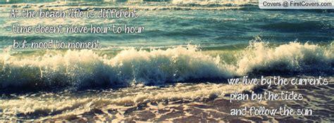 Beach Cover Photo Quotes Quotesgram