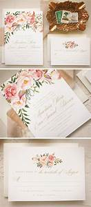 best 25 floral wedding invitations ideas on pinterest With wedding invitation etiquette age limit