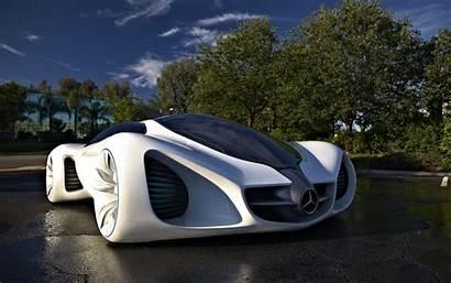 Mercedes Benz Future Cars Biome Bikes Futuristic