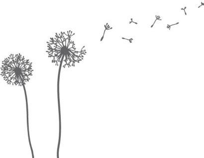 schablone pusteblume wand pusteblumen wandtattoos und pusteblume wandsticker wandtattoo kaufen