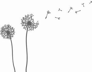 Wandtattoo Pusteblume Weiß : pusteblumen wandtattoos und pusteblume wandsticker wandtattoo kaufen ~ Frokenaadalensverden.com Haus und Dekorationen