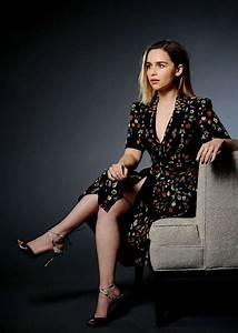 Emilia Clarke: Los Angeles Times Photoshoot 2016 -04 ...