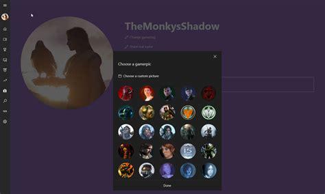 How To Create Custom Gamerpics On Xbox One And Profile