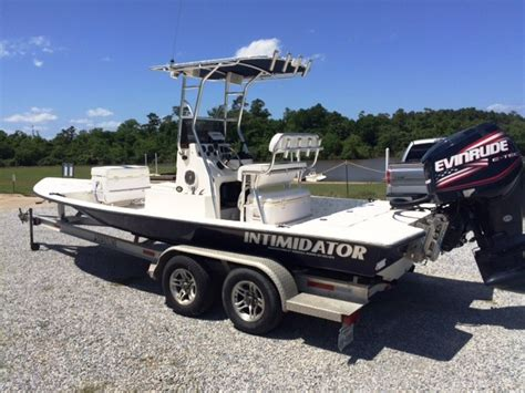 Bay Boats For Sale Lake Charles by 2006 Marshall Intimidator Bay Boat For Sale In Lake