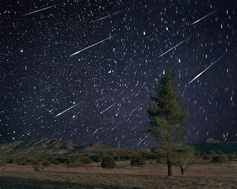 Current Meteor Showers - what is the best time to see the perseid meteor shower